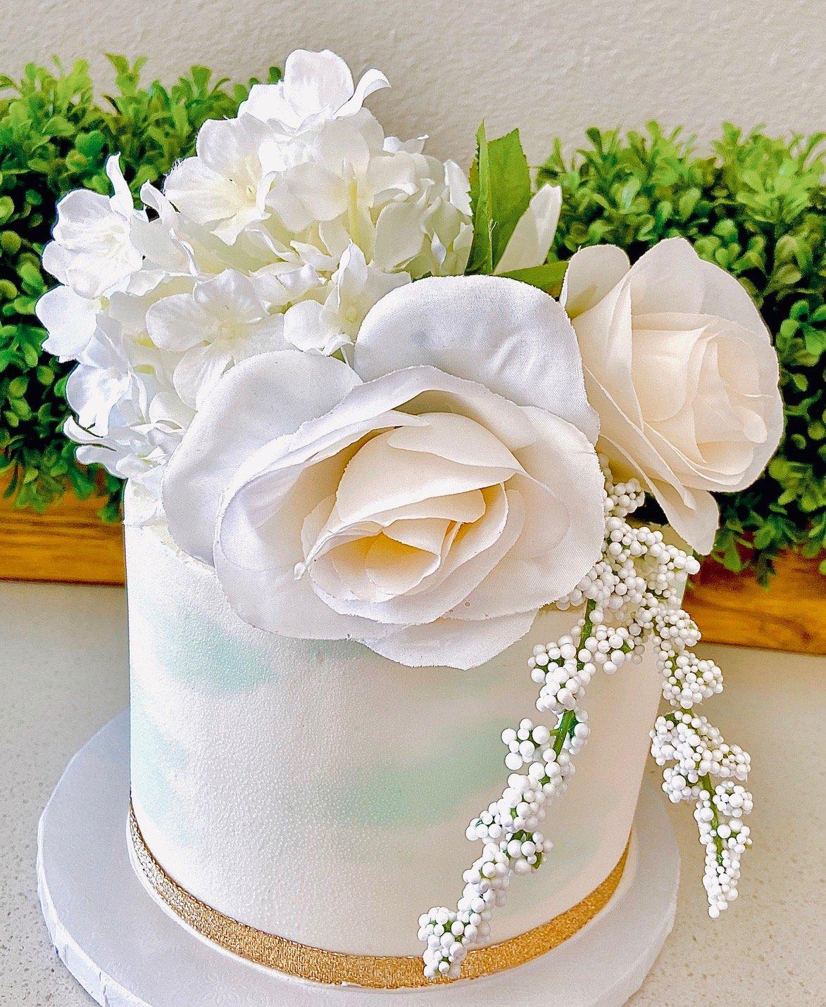 Floral Signature Cakes